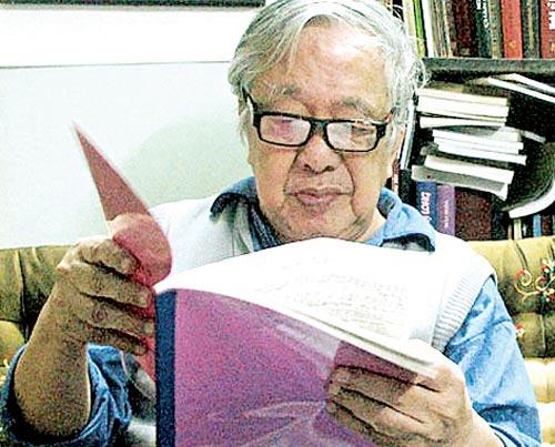 Komponis Nguyen Duc Toan, seorang talenta dari dunia permusikan Vietnam