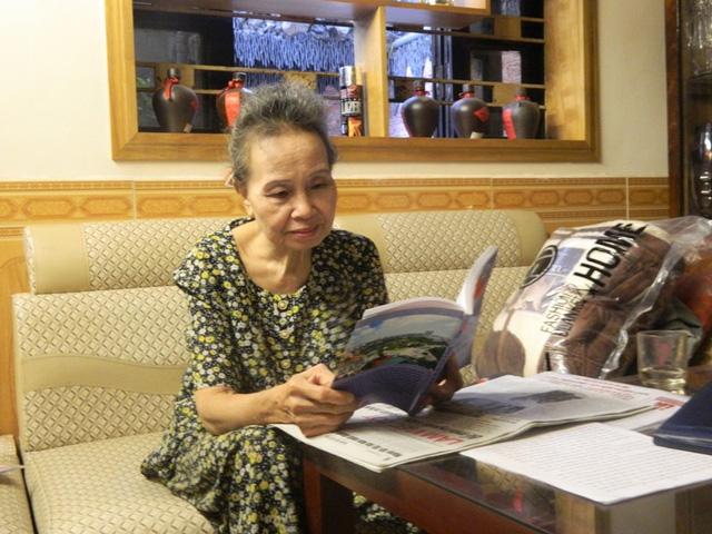 Ibu Ta Thi Ngoc Thanh: Perempuan yang melakukan  pekerjaan amal sepanjang hidupnya
