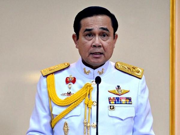 Thailand mendorong dialog politik nasional