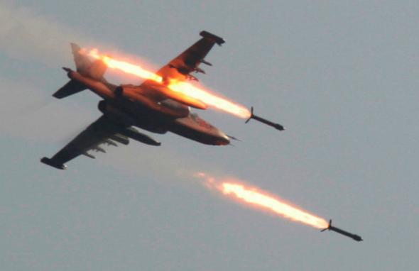 Persekutuan anti IS terus membuka serangan-serangan baru terhadap IS di Suriah