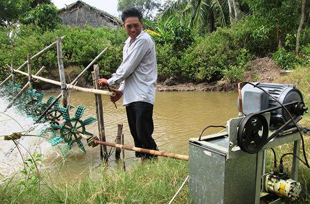 Nguyen Hoang Nam, orang yang gandrung dengan reka cipta untuk  kaum tani