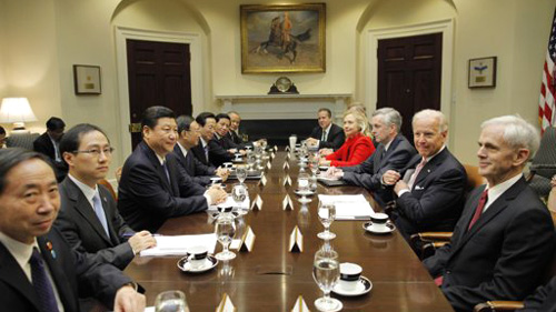 US – China relationship: Investment in the future