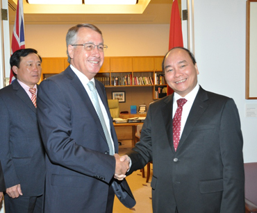 Vietnam and Australia reaffirm comprehensive relations