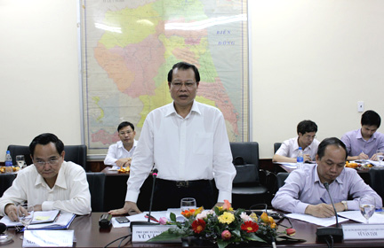 Deputy PM asks Quang Ngai to modernize fishing fleet
