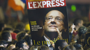 French presidential election and its future effects in Eurozone