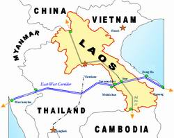 Conference on East-West economic corridor gets underway