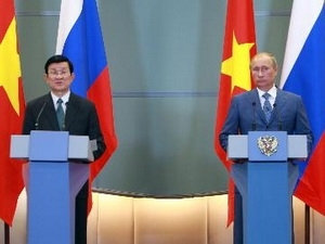 Vietnam – Russia: firm, reliable partnership