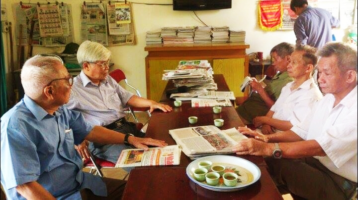 Village library contributes to rural cultural development