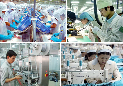 Increased labor productivity drives international economic integration