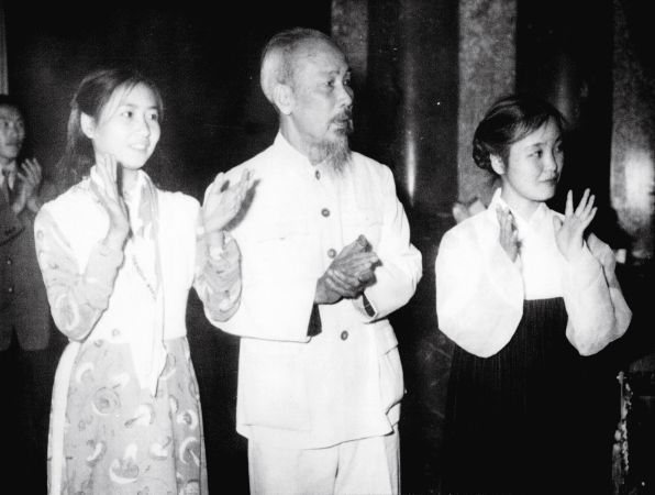 """""""As if Uncle Ho were with us on Victory Day""""– an everlasting song among VNese people"""