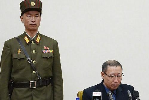 Pyongyang sentences South Koreans to life imprisonment for spying