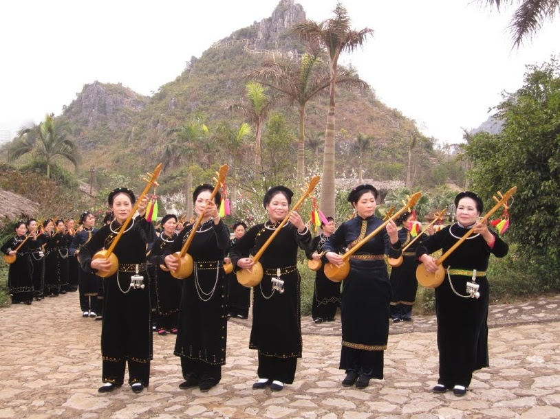 Bac Kan's efforts to preserve Then singing