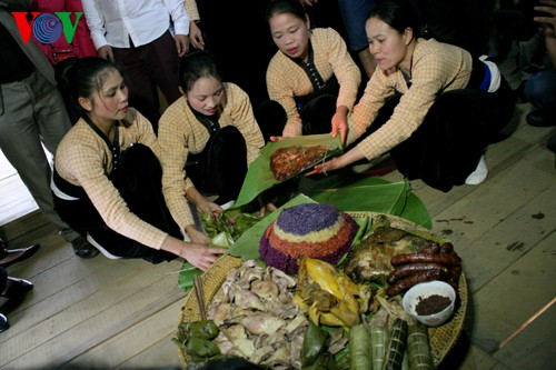 'Canh bon' – food delight of Thái ethnic people in Vietnam's northwest region