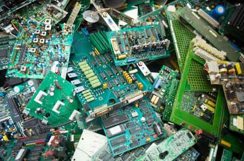 E-waste collection model should be duplicated