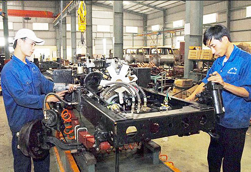 Vietnam's engineering industry overcomes difficulties for international integration
