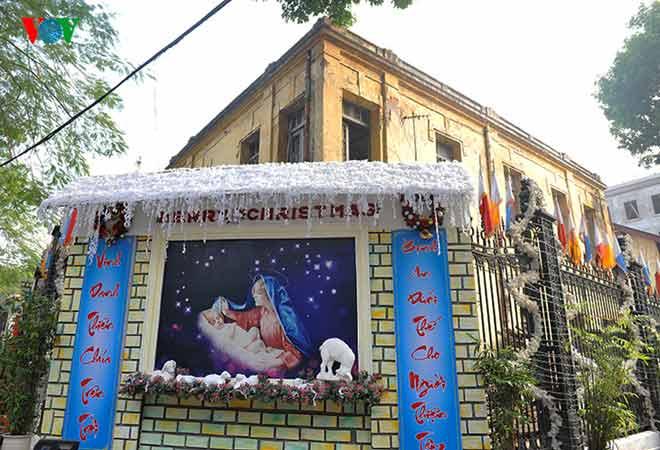 Hanoi churches celebrate Christmas