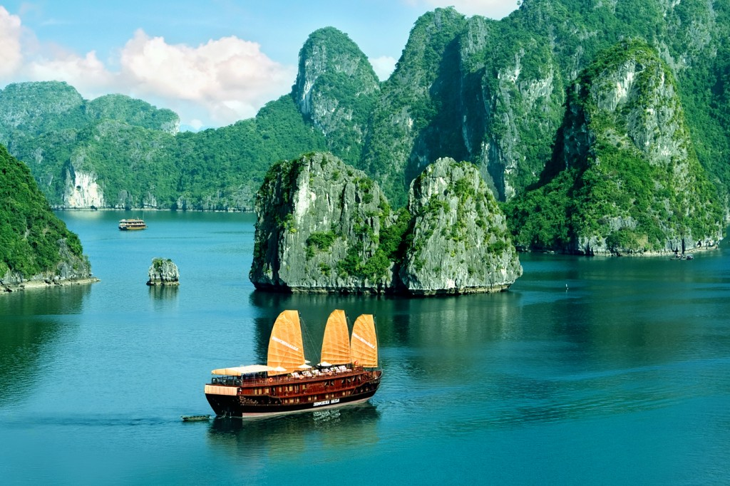 Vietnam-one of 5 best countries to visit in South East Asia