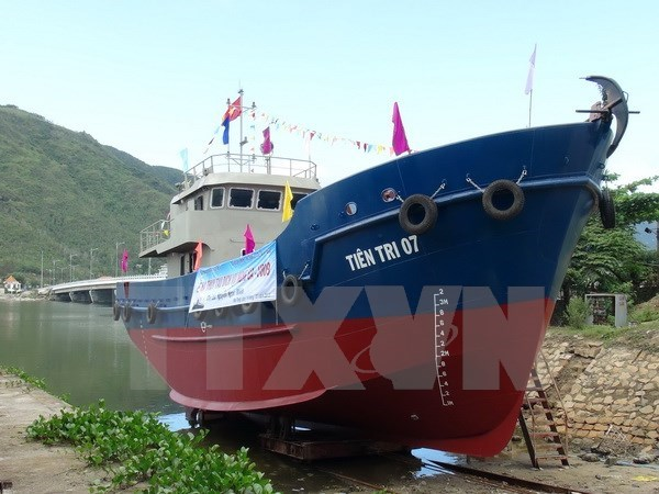 Government capital helps fishermen in offshore fishing