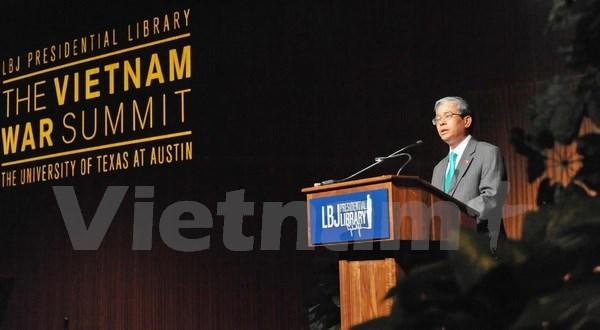 Ambassador highlights new beginning in Vietnam-US relations