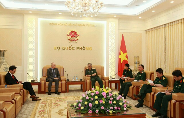 Vietnam's Defense Ministry to contribute more to Shangri-La Dialogue 2016