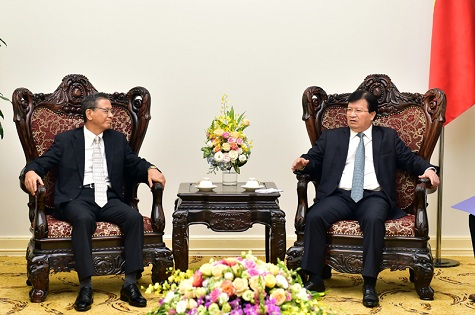 Vietnam wants to deepen comprehensive strategic partnership with Japan