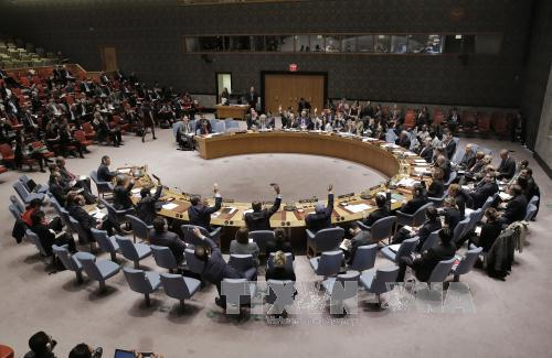 UN Security Council condemns Pyongyang's ballistic missile tests