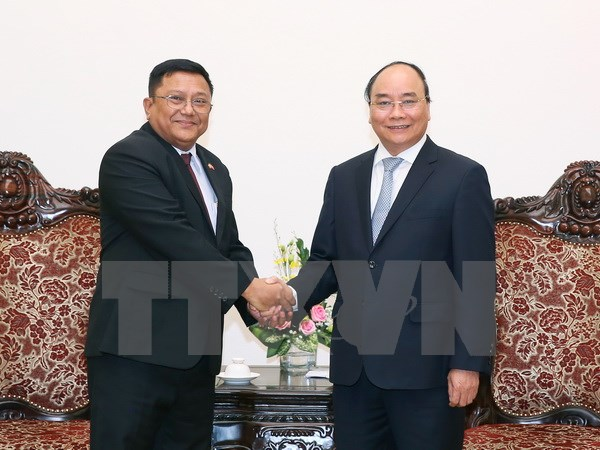 Vietnam treasures friendship and cooperation with Myanmar