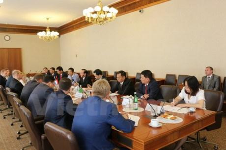 Vietnam, Russia strengthen anti-corruption cooperation