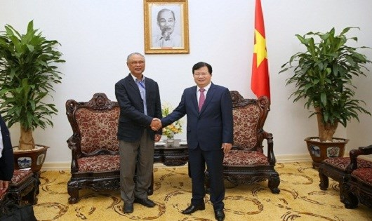 Laos keen on energy cooperation with Vietnam