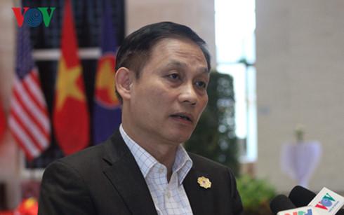 ASEAN senior officials' meeting focuses on internal solidarity