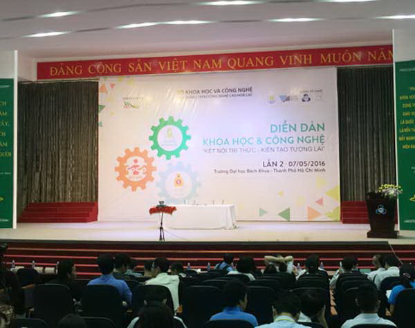 Science and technology forum for start-up companies