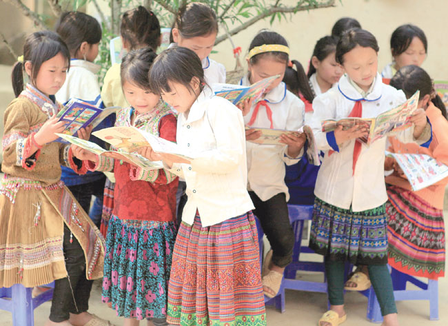 Vietnam ready for the new school year