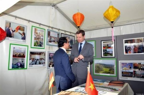 Vietnam's cooperation achievements introduced in Germany