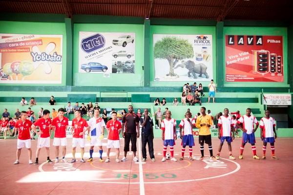 Vietnam-Mozambique friendly football tournament to mark Vietnam's National Day