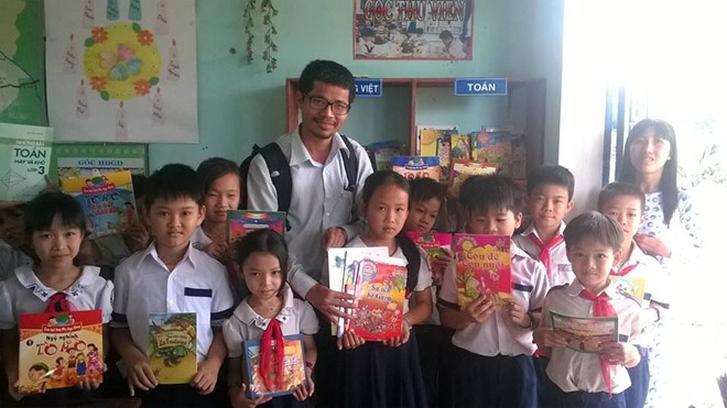 "UNESCO honors ""Books for rural areas of Vietnam"" program"