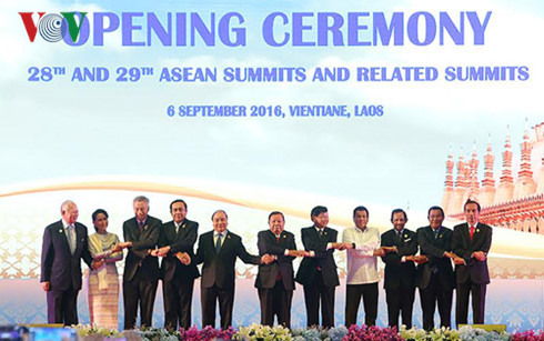ASEAN Summits officially opens