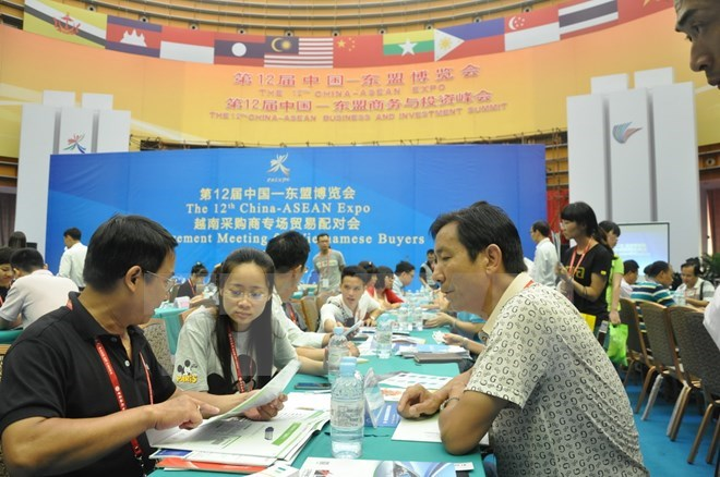 Nearly 140 Vietnamese enterprises to attend China-ASEAN Expo