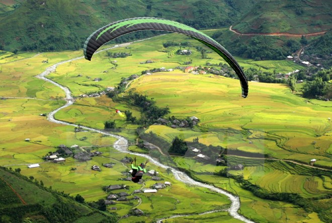 Cultural and tourism week of Mu Cang Chai terraced paddy field opens