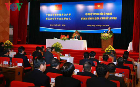 Vietnam, China security ministries want closer ties