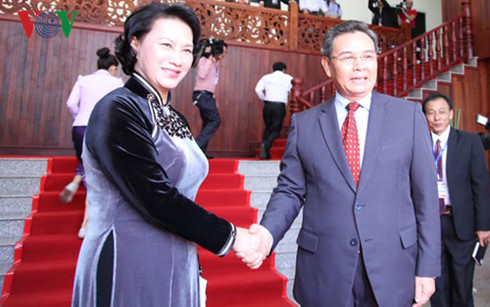 Vietnamese legislature prioritizes consolidation of special relations with Laos