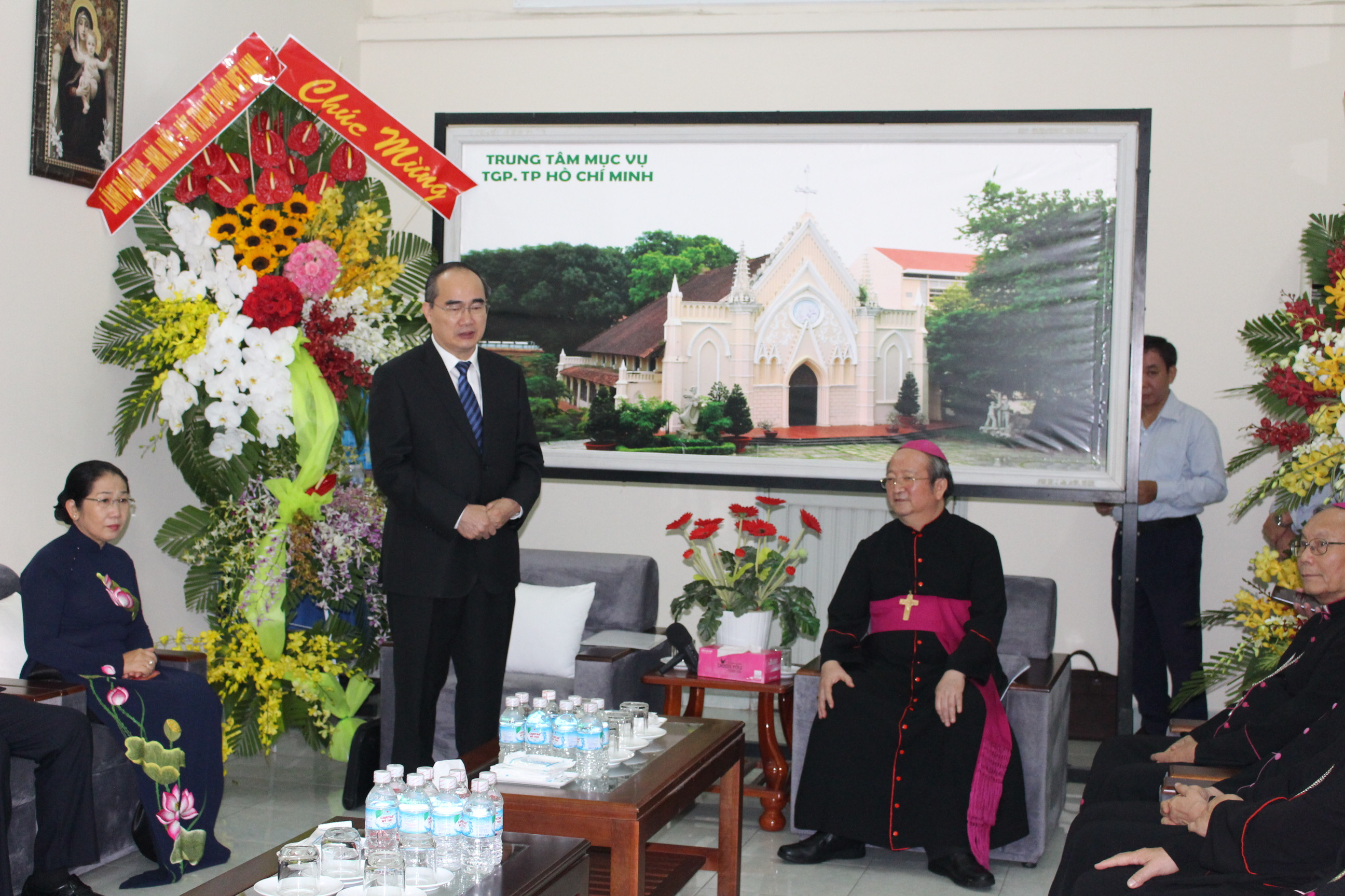 Vietnam Catholic Church – an inseparable part of national solidarity
