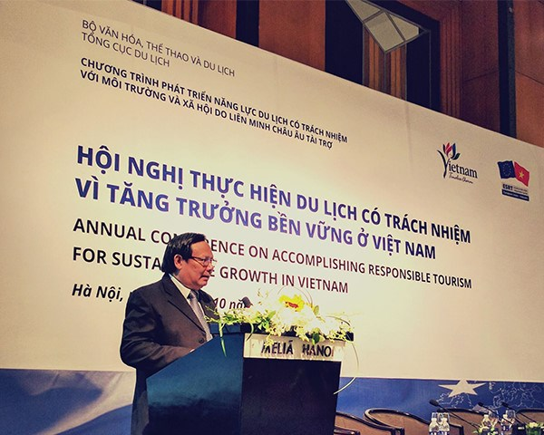 Sustainable tourism development linked to environment protection