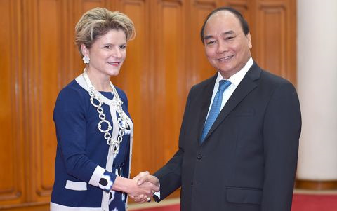 PM Nguyen Xuan Phuc: Vietnam welcomes investment from Switzerland
