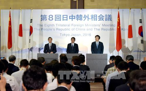 Cooperation remains key to relations among Japan, South Korea, and China