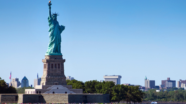 US celebrates 130th anniversary of Statue of Liberty