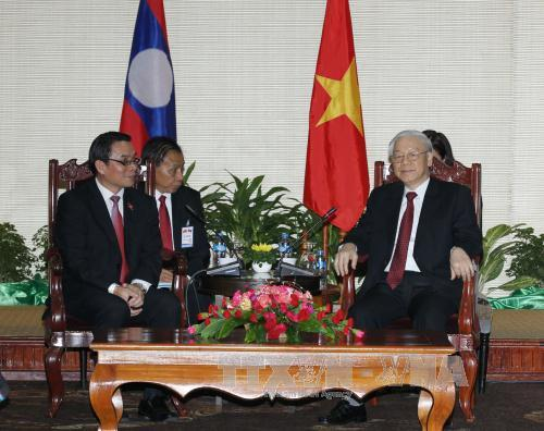 Vietnamese, Lao youths urged to nurture bilateral ties