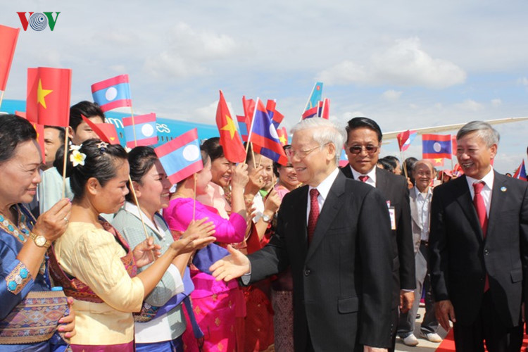 Vietnam-Laos Joint Declaration