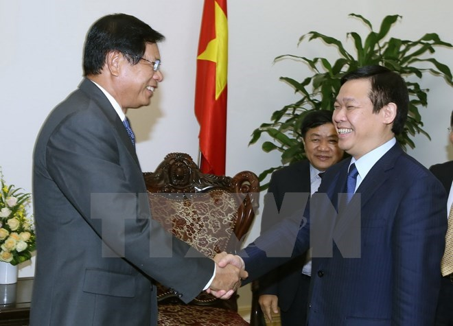 12/9/2016 - 16:07   (VOVworld) - The Vietnamese Government is ready to provide the best possible conditions for Laos's National Economic Research Institute (NERI) to effectively cooperate with its Vietnamese partners.    More
