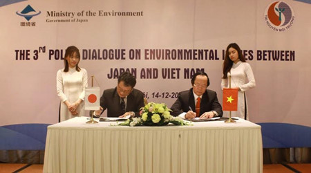 HCM City looks for Japan's support in environment protection