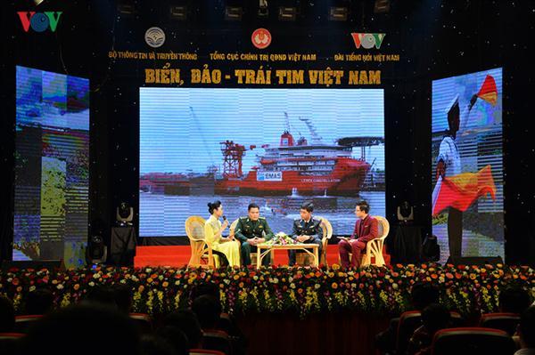 'Sea, Islands – Vietnam's Heart program